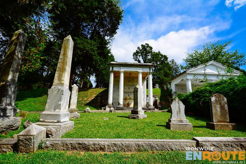 The Brewer Godwin Mausoleum