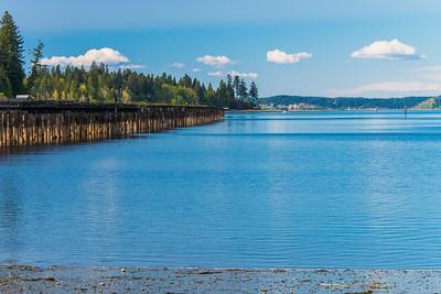 Woodard Bay April 2015