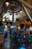 Some Lolo Pass Lodge decor.