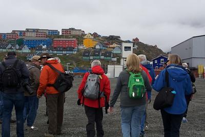 Photography walk through Sisimiut, Greenland