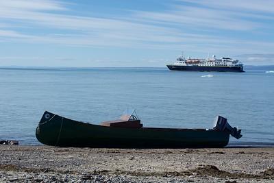 Hudson Bay - style of boat
