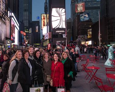 GUSS Team in New York City