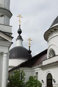 Свято-Никольский Черноостровский женский монастырь г. Малоярославец