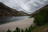 Beaches back on the Salmon River