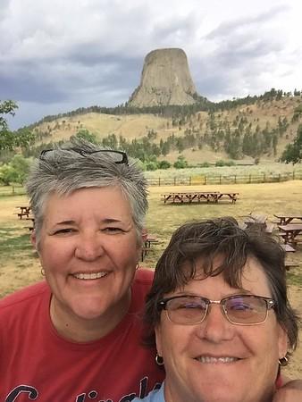 2016 07-16 Cresia and Barbara's summer trip