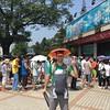 Blending in in Beijing