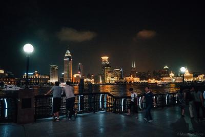 Shanghai, August 2016
