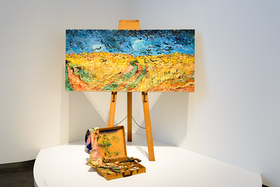 """""""The Last Painting of Vincent van Gogh"""""""