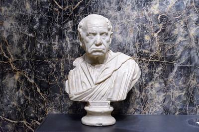 """Roman Gentleman,"" Probably Rome, c. A.D. 120, Marble"