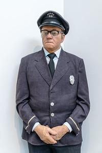 """Museum Guard"""