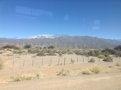 Bus from/to Salta