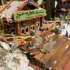 Marina's Gingerbread Village at the Captain Cook Hotel