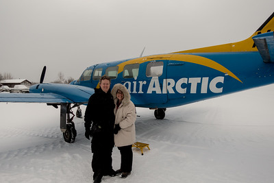 Day 4: The Artic Circle and Aurora Homestead