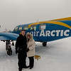 In the Artic Circle