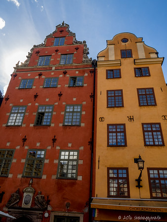 Gamla Stan - Nos. 18 and 20