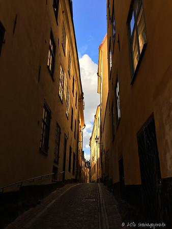 Gamla Stan - old town