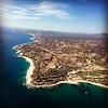 Flying over Cabo