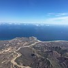 Flying into Cabo