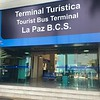 Bus Station in La Paz