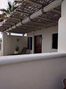 Unit 3 patio