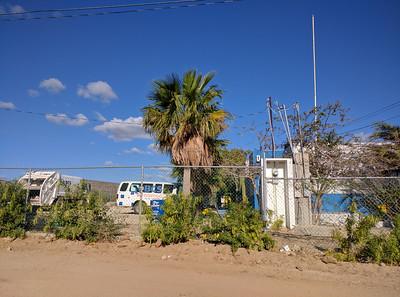 Police station, Los Barilles