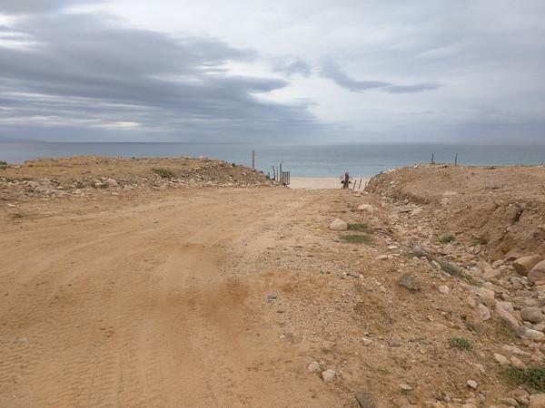 Punta Pescadero Strip