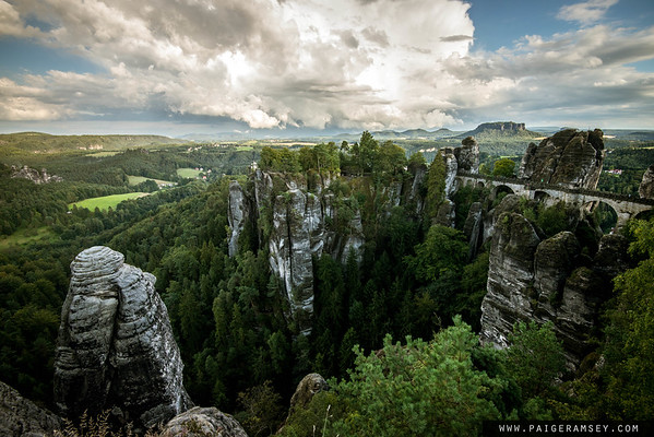 2016 Bastei, Germany