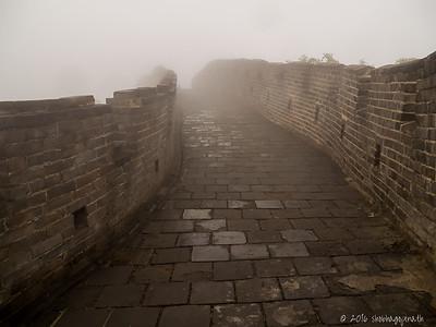 Great Wall - Mutianyu section