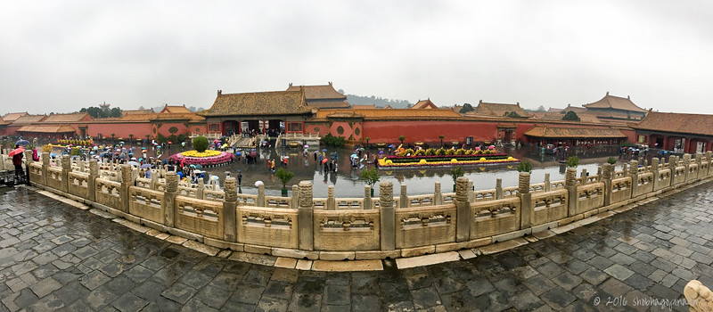 Inner compound of the Forbidden City