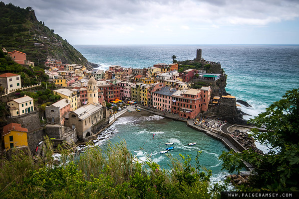 2016 Cinque Terre Italy