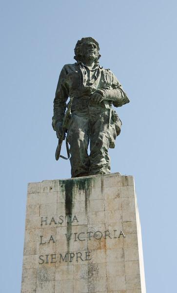 Che Guevara Memorial in Santa Clara