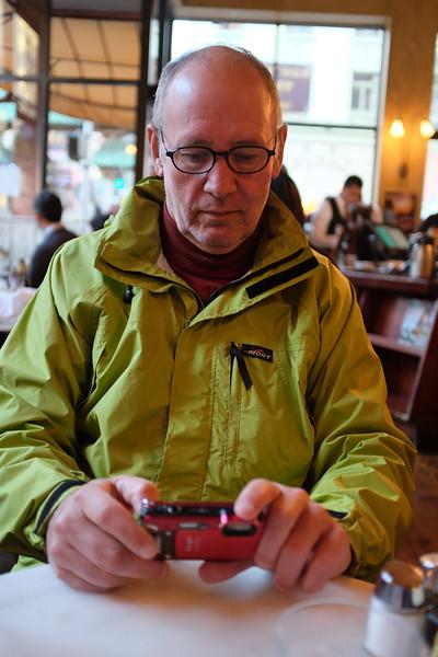 The Photographer, San Francisco