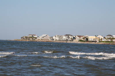 Sullivan's Island across Breach Inlet
