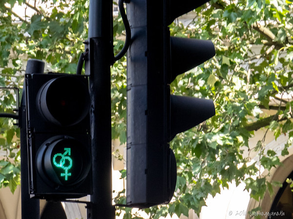 Interesting new street lights