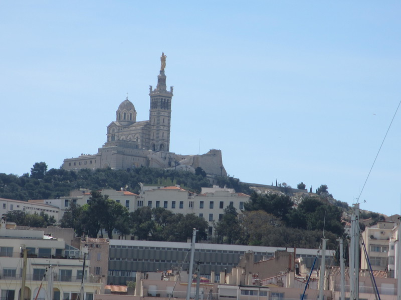 Notre-Dame-de-la-Garde, Marseille