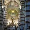 Interior, Notre-Dame-de-la-Garde, Marseille