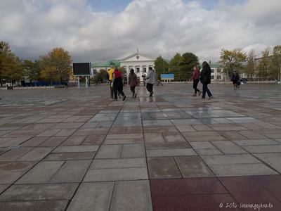 Bayan Ulgii, Main Square