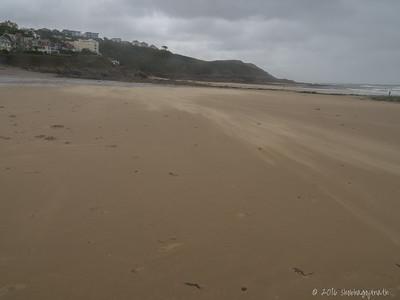 Langland beach