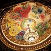 Palais Garnier - Opera National de Paris.  Ceiling by Marc Chagall.  Wonderful.