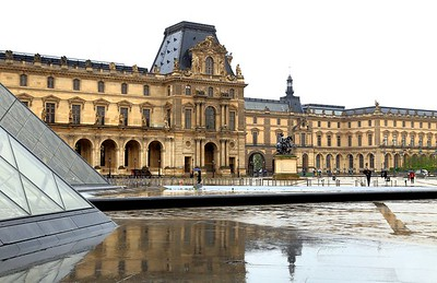 "Word of the day for most days was ""Rain.""  The Musee du Louvre was CLOSED because of concerns that the River Seine might overflow.  Very sad, but there were so many other museums to visit that we did not really feel deprived."