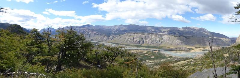 Rio De las Vueltas near El Chalten