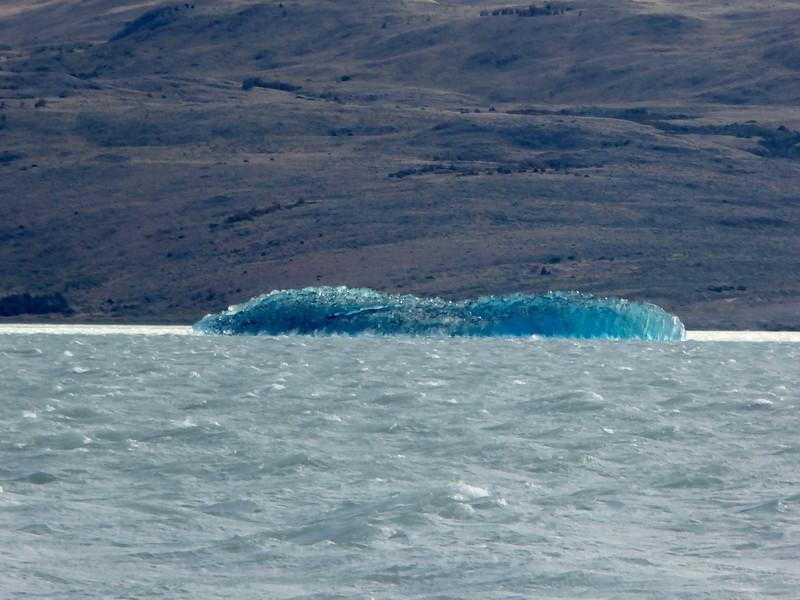 Iceberg near Viedma Glacier