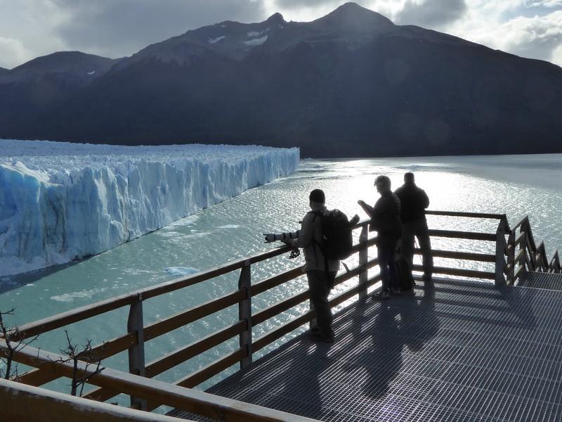 Perito Merino Glacier viewpoint (one of many)