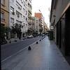 Street of Retiro Barrio, Buenos Aires