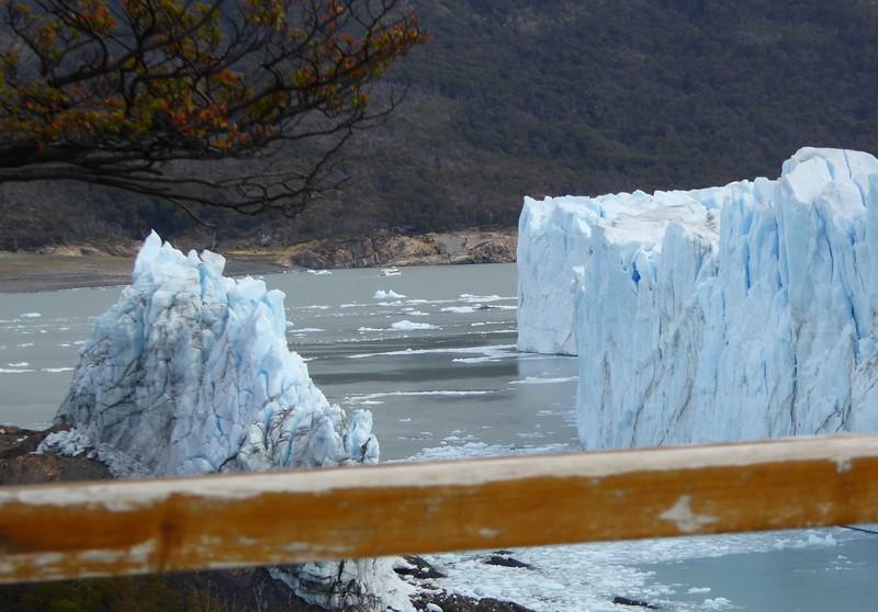The Rupture - Perito Merino Glacier
