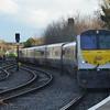 208 arrives at Drogheda, 1520 Connolly/Belfast Central. Sat 06.02.16