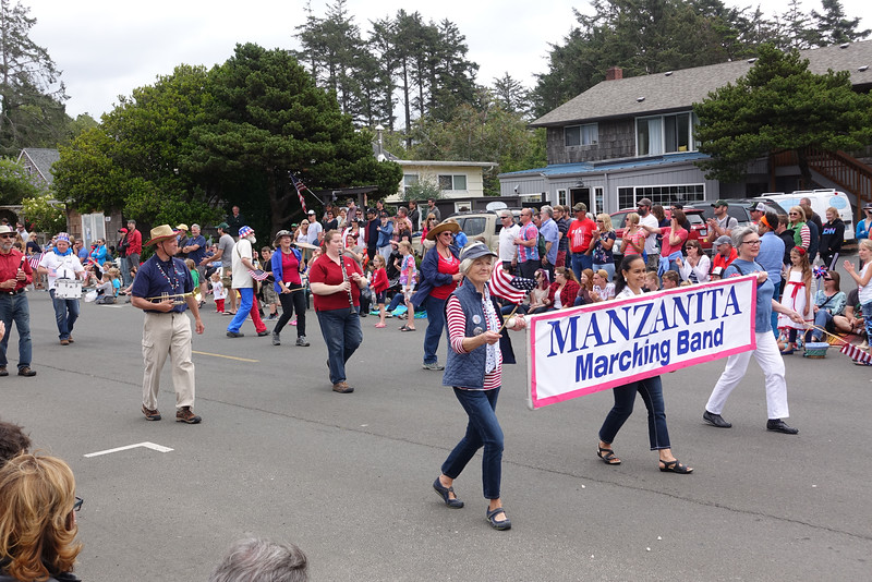 Manzanita Marching Band