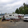 Our RV site nearby