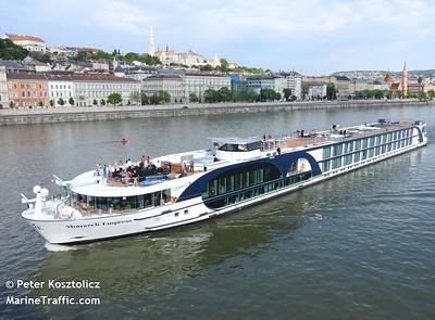 2016 Rhine & Danube River Cruise