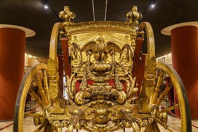 Musei Vaticani - Padiglione delle Carrozze